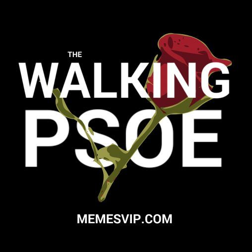Meme Walking Dead Psoe