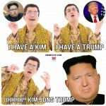 PPAP series – Kim Jong Un & Donald Trump – 'The Terminator'