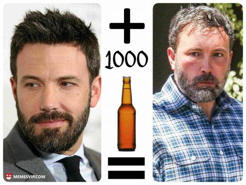 Meme Ben Affleck The Batman