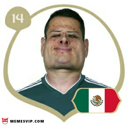 Russia 2018 Chicharito