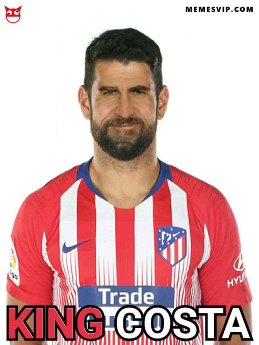 Meme Diego King Costa