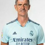 Real Madrid anciano Courtois